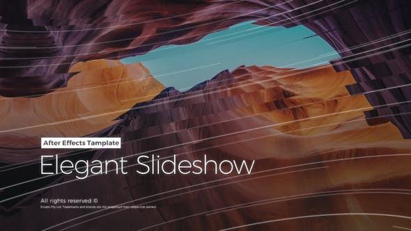 VIDEOHIVE ELEGANT SLIDESHOW - PHOTO SLIDESHOW