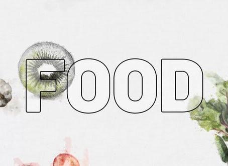 VIDEOHIVE VEGETARIAN FRESH FOOD LOGO