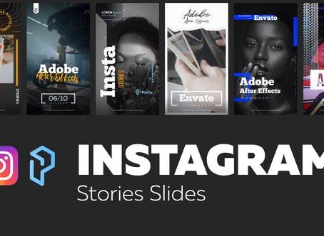 VIDEOHIVE INSTAGRAM STORIES SLIDES VOL. 15