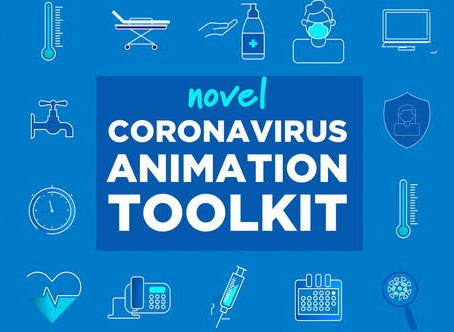 VIDEOHIVE CORONAVIRUS ANIMATION TOOLKIT