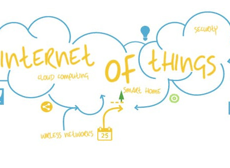 VIDEOHIVE INTERNET OF THINGS ELEMENTS AND ICONS