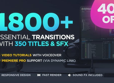 VIDEOHIVE TRANSITIONS 20139771 V2