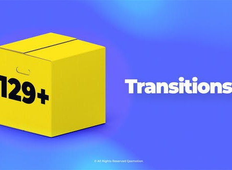 VIDEOHIVE CLEAN & MINIMAL TRANSITIONS