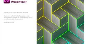 Adobe Dreamweaver CC 2020 – v20.2 – [MAC]