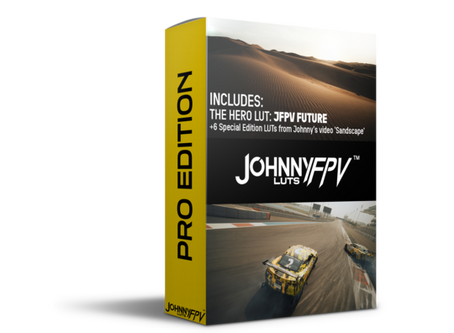 JOHNNY FPV™ LUTS (PRO EDITION)
