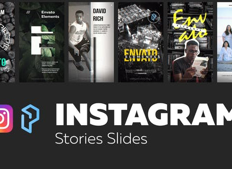VIDEOHIVE INSTAGRAM STORIES SLIDES VOL. 11