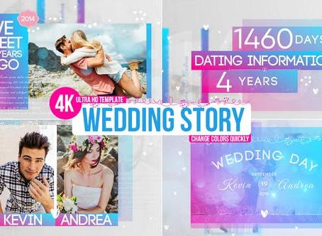 VIDEOHIVE WEDDING STORY