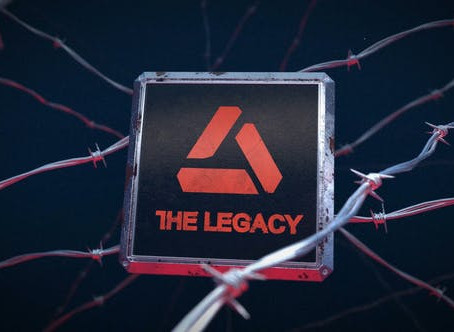 VIDEOHIVE THE LEGACY - CRIME LOGO REVEAL