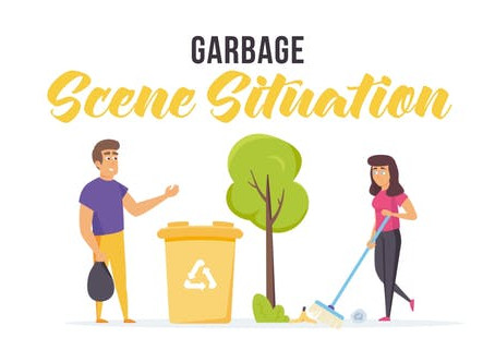 VIDEOHIVE GARBAGE - SCENE SITUATION