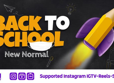 VIDEOHIVE BACK TO SCHOOL NEW NORMAL