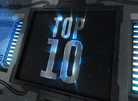 VIDEOHIVE FUTURISTIC TOP 10