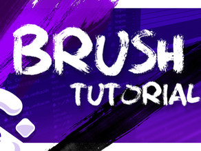Crear ANIMACIONES con el efecto BRUSH   en After Effects