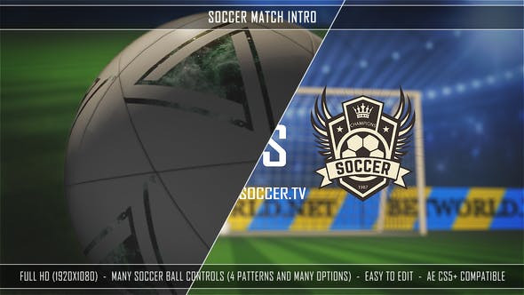 VIDEOHIVE SOCCER MATCH INTRO