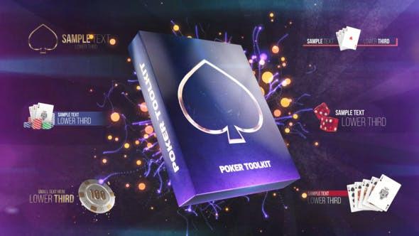 VIDEOHIVE POKER CARD GAME TOOLKIT