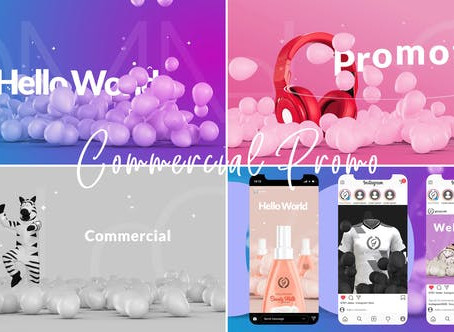 VIDEOHIVE COMMERCIAL PROMO