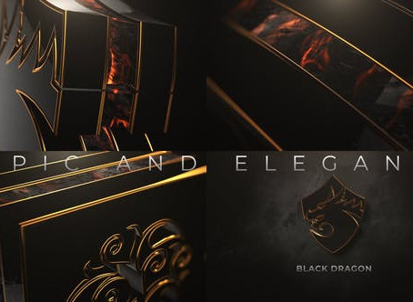 VIDEOHIVE EPIC AND ELEGANT LOGO REVEAL