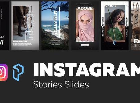 VIDEOHIVE INSTAGRAM STORIES SLIDES VOL. 10