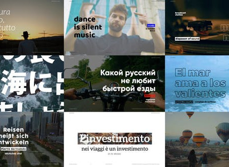 VIDEOHIVE MOTION TYPOGRAPHY - TYPOGRAPHY PROMO