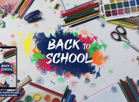 VIDEOHIVE SCHOOL STOP MOTION