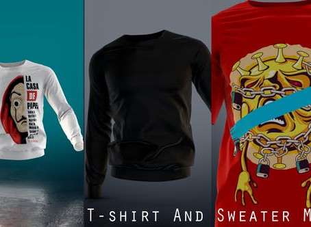 VIDEOHIVE T-SHIRT AND SWEATER MAKER