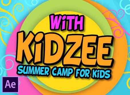 VIDEOHIVE KIDZEE - SUMMER CAMP FOR KIDS - PREMIERE PRO 27010634