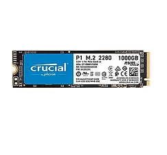 Crucial P1 1TB CT1000P1SSD8