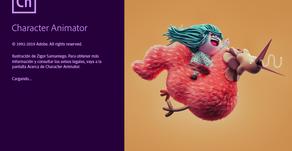 Character Animator CC 2020 - MAC