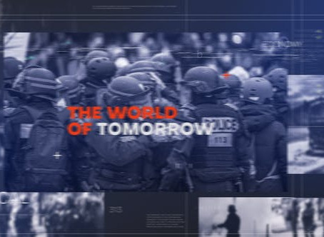 VIDEOHIVE DAILY NEWS INTRO
