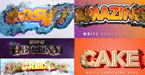 VIDEOHIVE SIMPLE LOGO & TITLE INTRO