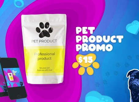 VIDEOHIVE PET PRODUCTS PROMO 27897529