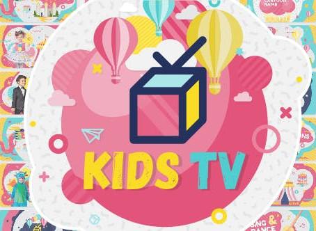 VIDEOHIVE KIDS TV - BROADCAST / SOCIAL CHANNEL DESIGN