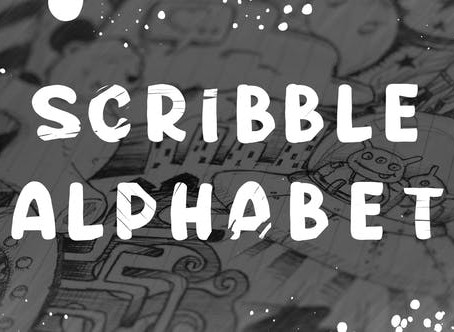 VIDEOHIVE SCRIBBLE ALPHABET | AFTER EFFECTS