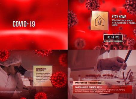 VIDEOHIVE COVID-19 CORONAVIRUS0