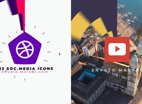 VIDEOHIVE ABSTRACT LOGO INTRO ANIMATION