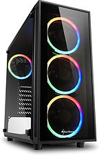 Sharkoon TG4 PC Case RGB