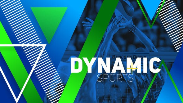 VIDEOHIVE DYNAMIC SPORTS OPENER 24996239