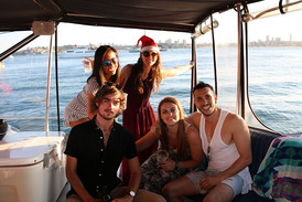 Sydney Boat Adventures - Christmas Party