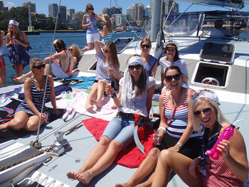 Sydney Boat Adventures - Group Bookings
