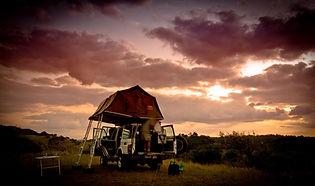 Safari en Botswana con 4x4