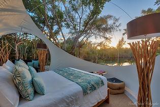 Bubble Lodge, Isla Mauricio