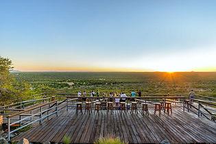 Damara Mopane Lodge Gondwana, Namibia