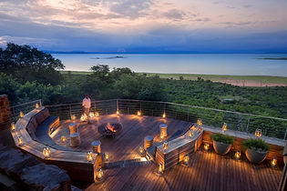 Bumi Hills Safari Lodge, Lake Kariba, Zi
