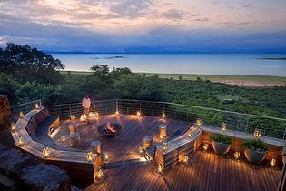 Bumi Hills Safari Lodge, Lake Kariba, Zi