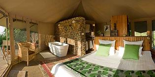 Grumeti Lodge, Serengeti, Tanzania