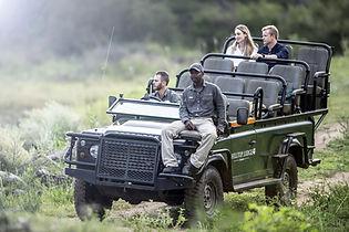 Simbavati Hilltop Lodge, Kruger, Sudáfri
