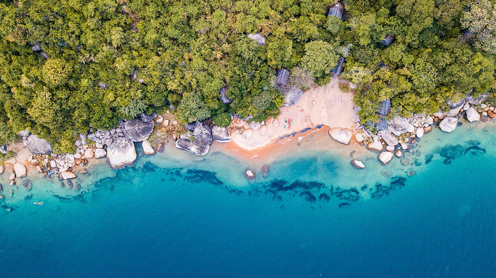 Domwe Area, Lago Malawi
