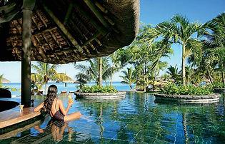 Hotel Lux Le Morne, Isla Mauricio