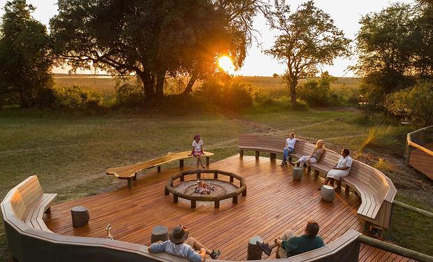 Camp Moremi, Botswana