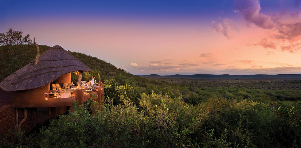 Madikwe Safari Lodge, Lelapa Lodge, Sudá