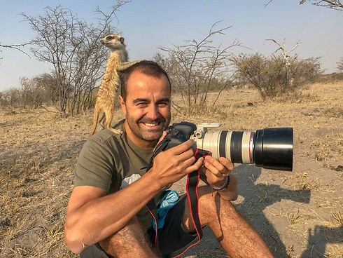 Eduardo del Álamo, Fotógrafo